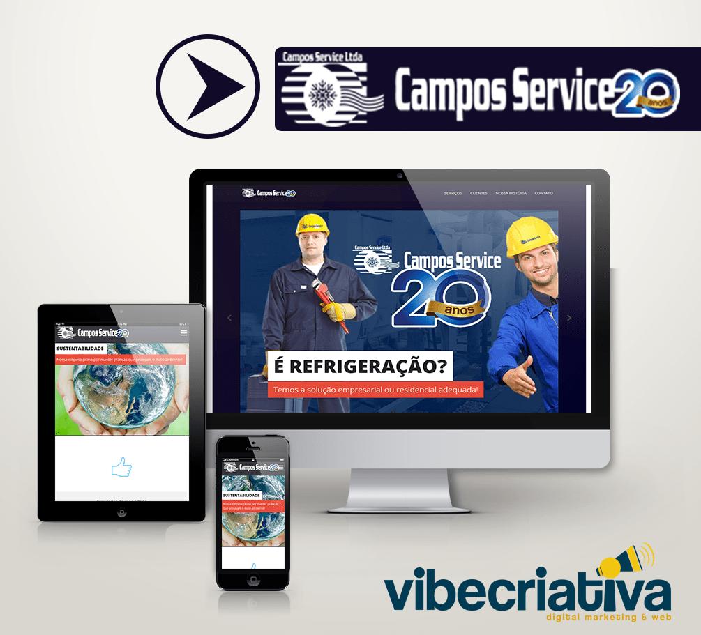 Campos service - Refrigeração