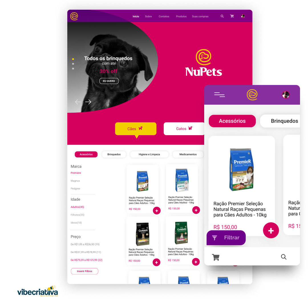 Nupets | Pet Shop Online