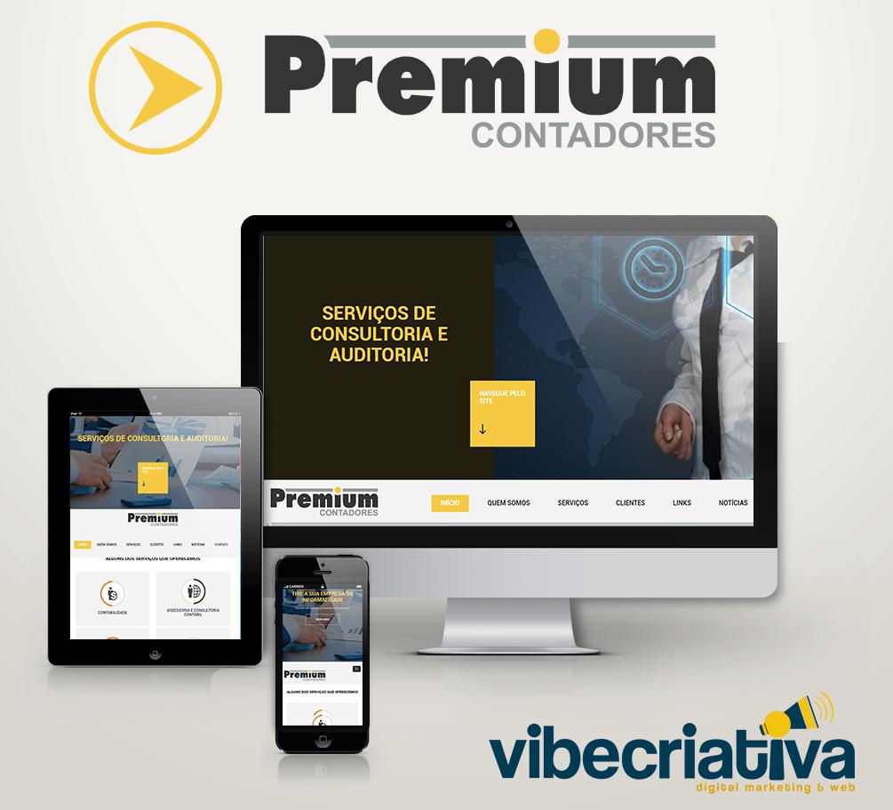 Premium Contadores - Contabilidade e assessoria
